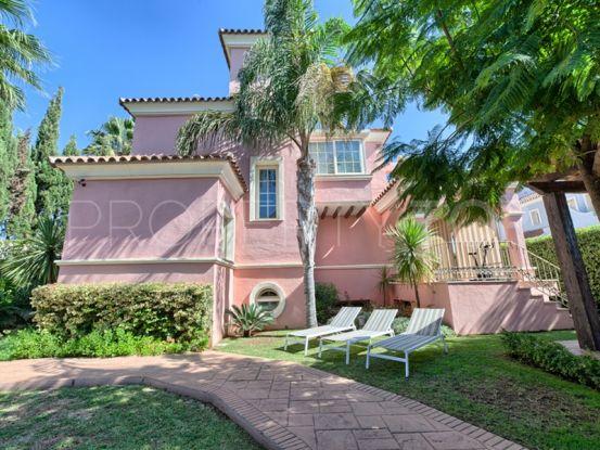 Villa with 6 bedrooms for sale in San Pedro Playa, San Pedro de Alcantara | Hansa Realty
