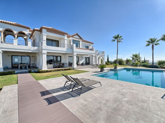 Villa with 5 bedrooms for sale in Los Flamingos Golf, Benahavis | Hansa Realty