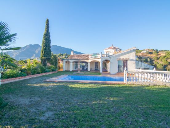 4 bedrooms country house in Los Reales - Sierra Estepona for sale | Inmo Andalucía