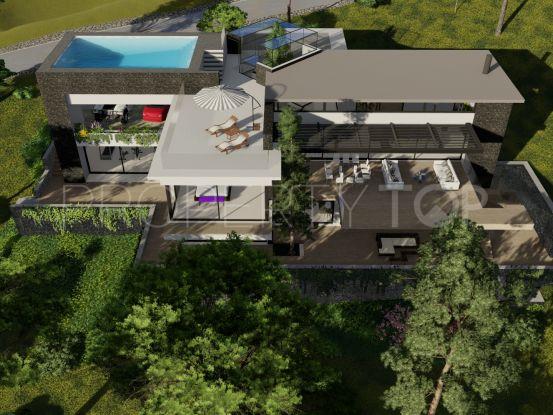 For sale plot in Marbella Club Golf Resort, Benahavis | Inmo Andalucía