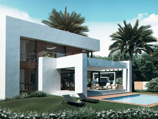 For sale villa with 4 bedrooms in El Paraiso, Estepona | Inmo Andalucía
