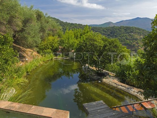 3 bedrooms Genalguacil finca for sale | Inmo Andalucía