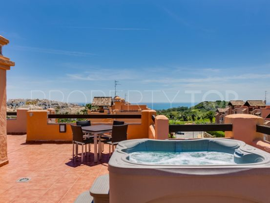 Casares Montaña 3 bedrooms duplex penthouse for sale | Hamilton Homes Spain