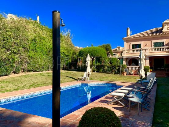 For sale 3 bedrooms villa in Sotogolf, Sotogrande   Hamilton Homes Spain