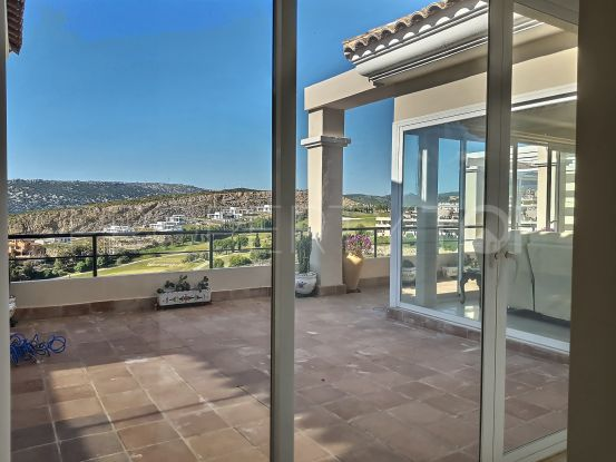 For sale 3 bedrooms penthouse in Doña Julia | Hamilton Homes Spain