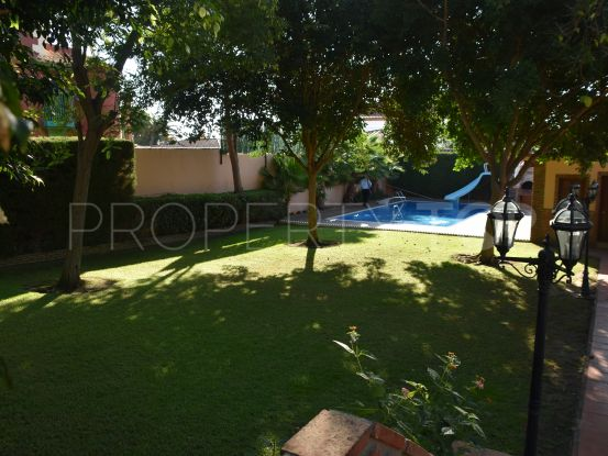 For sale villa in Pueblo Nuevo de Guadiaro | Hamilton Homes Spain