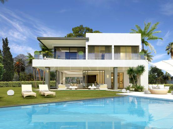 Villa in Las Lomas del Marbella Club for sale | Nevado Realty Marbella