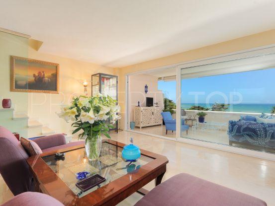Duplex penthouse with 3 bedrooms in Los Granados Playa, Estepona   Nevado Realty Marbella