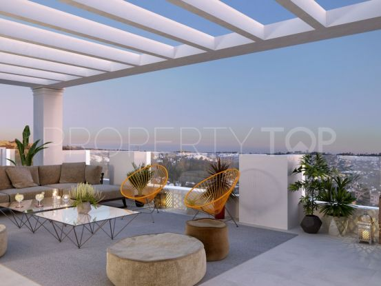 Penthouse for sale in Nueva Andalucia with 4 bedrooms | Nevado Realty Marbella