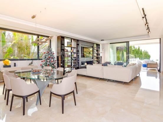 Ground floor apartment in Reserva de Sierra Blanca with 4 bedrooms | Nevado Realty Marbella