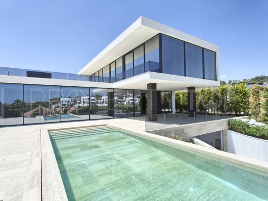 For sale Haza del Conde 5 bedrooms villa | Nevado Realty Marbella