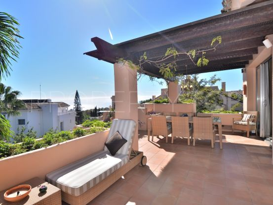 For sale penthouse in Mansion Club, Marbella Golden Mile | Nevado Realty Marbella
