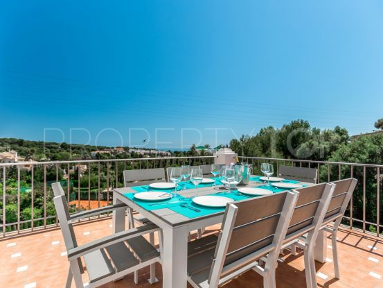 For sale semi detached villa in Marbella Hill Village | Nevado Realty Marbella
