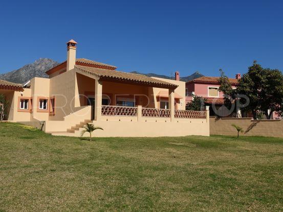 3 bedrooms villa in El Mirador for sale | Nevado Realty Marbella