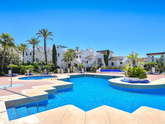 Ground floor duplex in Club Sierra with 4 bedrooms   Nevado Realty Marbella