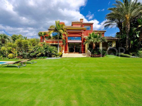 Altos de Puente Romano, villa en venta | Nevado Realty Marbella