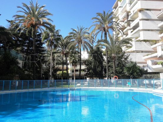 Jardines del Mar 1 bedroom ground floor apartment for sale | Nevado Realty Marbella