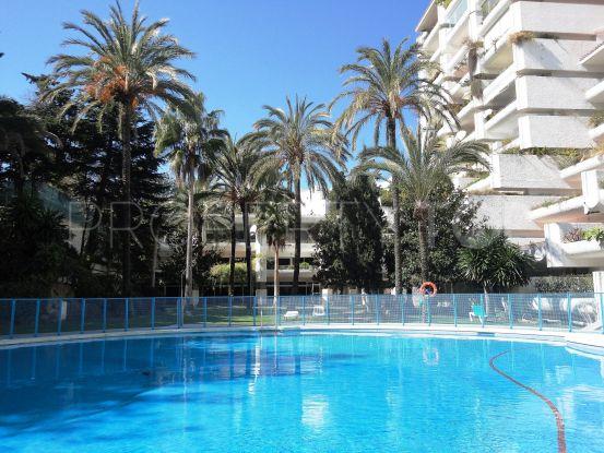 Apartamento planta baja de 1 dormitorio en venta en Jardines del Mar, Marbella | Nevado Realty Marbella