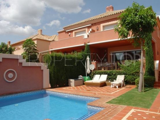 Town house with 5 bedrooms for sale in Puente Romano, Marbella Golden Mile | Nevado Realty Marbella