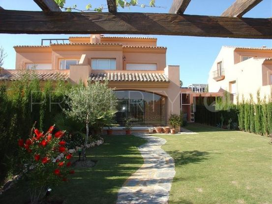 Semi detached house in Monte Biarritz with 4 bedrooms | Nevado Realty Marbella