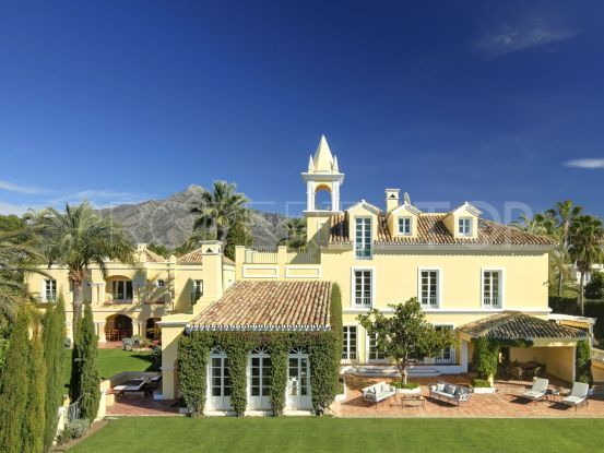 Villa in Aloha | Crown Estates Marbella