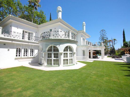 6 bedrooms villa in Parcelas del Golf, Nueva Andalucia | Crown Estates Marbella