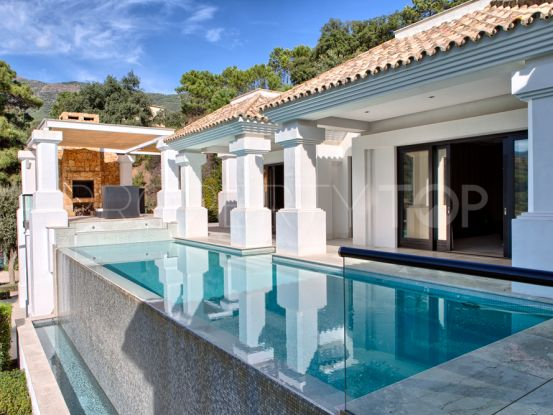 For sale La Zagaleta villa with 5 bedrooms | Crown Estates Marbella