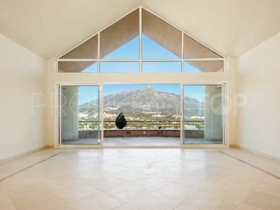 For sale duplex penthouse in Magna Marbella, Nueva Andalucia | Crown Estates Marbella