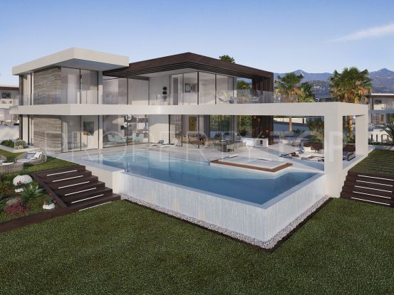 4 bedrooms villa for sale in New Golden Mile | Crown Estates Marbella