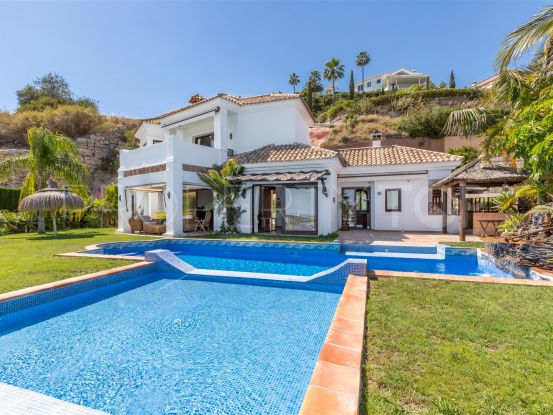 Villa for sale in Benahavis | Crown Estates Marbella