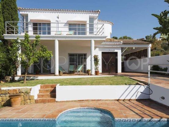 Nueva Andalucia 3 bedrooms villa for sale   Crown Estates Marbella