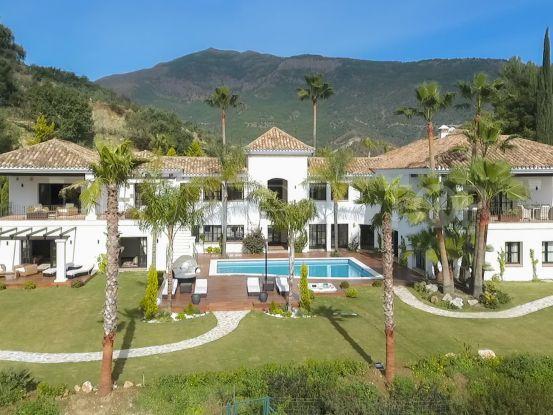 For sale La Zagaleta 6 bedrooms mansion | Crown Estates Marbella