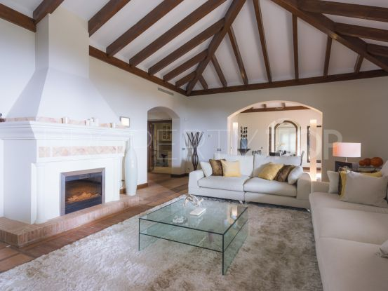 Mansion for sale in La Zagaleta with 6 bedrooms | Crown Estates Marbella