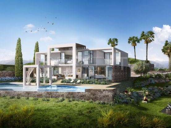 Villa in Santa Clara with 5 bedrooms | Crown Estates Marbella