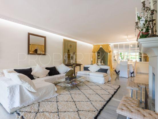 Ground floor apartment for sale in Alhambra del Golf   Villa & Gest