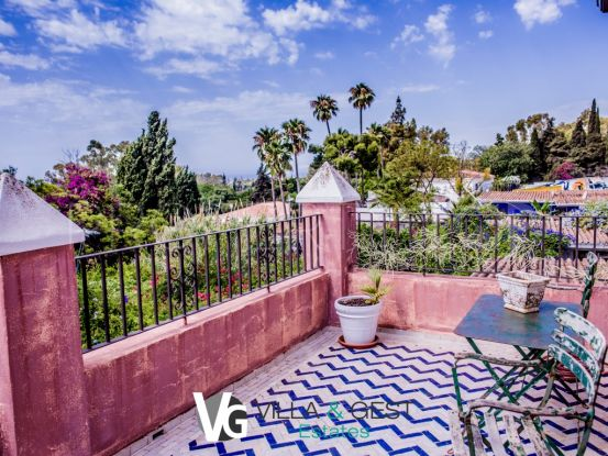 Semi detached house for sale in Marbella Club, Marbella Golden Mile | Villa & Gest