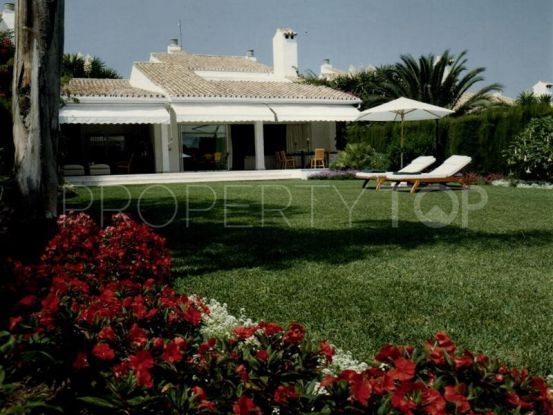 6 bedrooms town house in Guadalmina Baja for sale | Villa & Gest