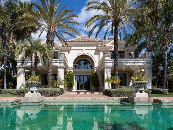 Guadalmina Baja villa   Villa & Gest