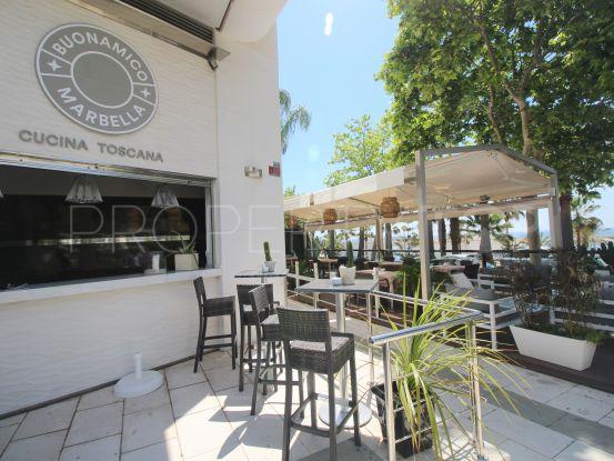 Restaurant for sale in Marbella Centro | DM Properties