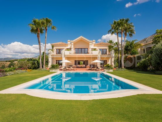 4 bedrooms villa in Marbella Hill Club for sale | DM Properties
