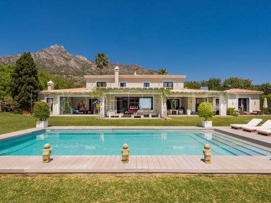 For sale villa with 7 bedrooms in Marbella Hill Club, Marbella Golden Mile | DM Properties
