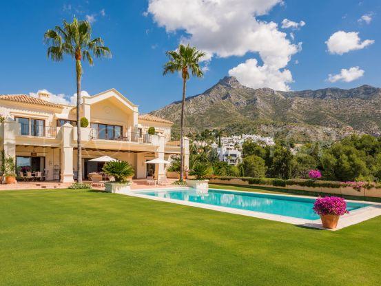 5 bedrooms Marbella Hill Club villa for sale | DM Properties