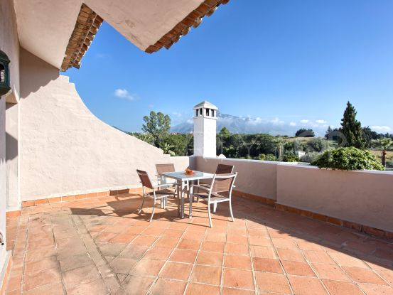 For sale duplex penthouse with 2 bedrooms in Nueva Andalucia, Marbella   DM Properties