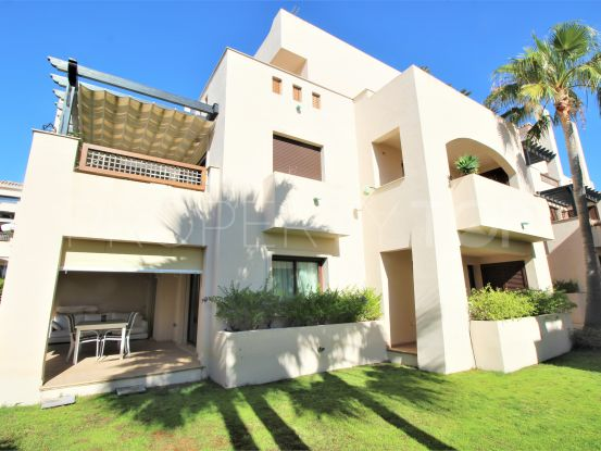 Ground floor apartment in Medina de Banús with 1 bedroom   DM Properties