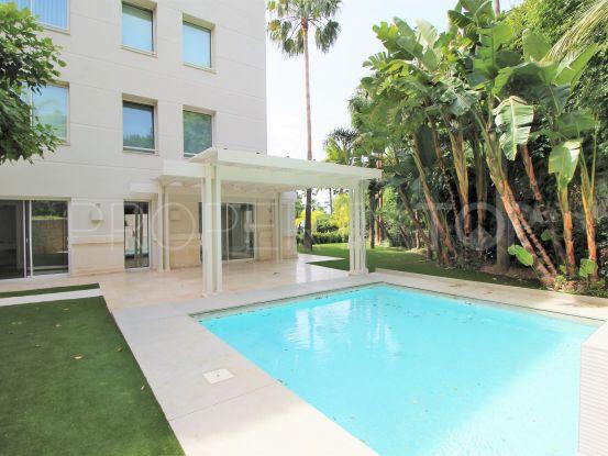 For sale ground floor apartment in El Retiro de Nagüeles, Marbella Golden Mile   DM Properties