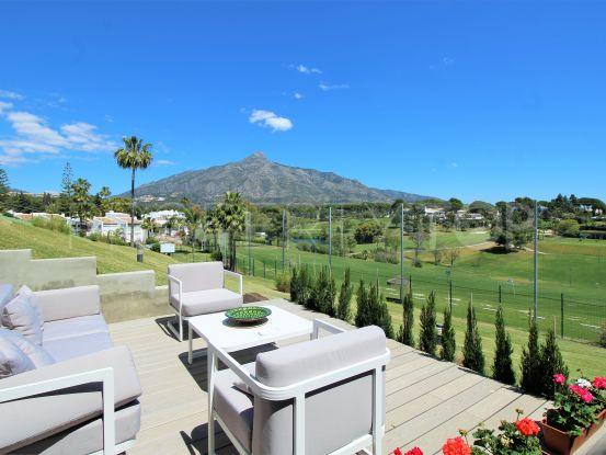 Buy Nueva Andalucia 2 bedrooms ground floor apartment   DM Properties