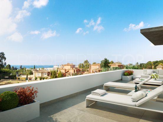 Marbella Golden Mile 3 bedrooms semi detached villa   DM Properties