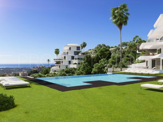 Benahavis 3 bedrooms duplex penthouse for sale | DM Properties