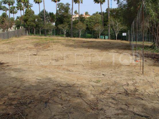 For sale plot in Zona F, Sotogrande | John Medina Real Estate