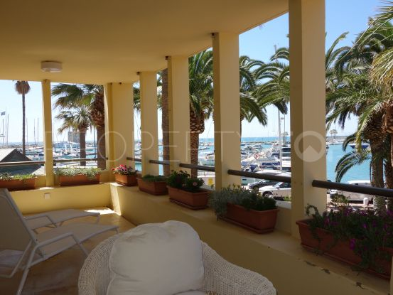 For sale Sotogrande Puerto Deportivo apartment with 5 bedrooms | John Medina Real Estate